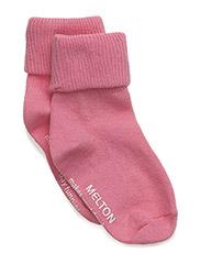 Basic Sock ABS - SOFT CERISE 513