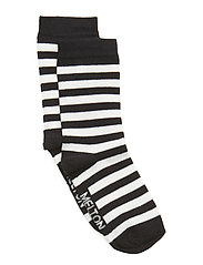 Sock w/stripes