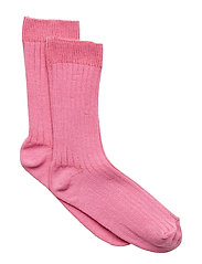 Sock All Size - Rib Basic - DUSTY PINK