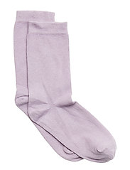 Sock , plain colour
