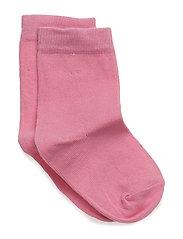 Basic Sock - SOFT CERISE 513