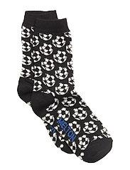 Sock - Football - BLACK