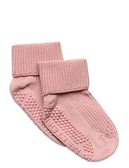 ABS Bamboo/Wool Sock - Let's G - ROSE
