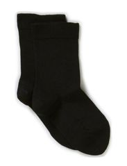 Classic Superwash wool sock - 190/BLACK