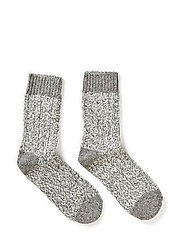 Sock - Wool Lurex Rag