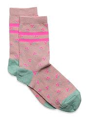 Natalie socks - ROSE