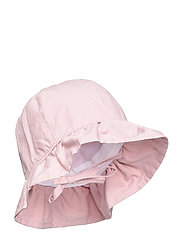 Bell Hat - solid - ROSE