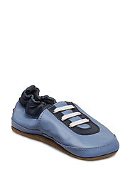 Leather shoe - Sport - BRILL BLUE