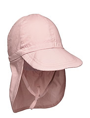 Cap w/neck - Solid colour