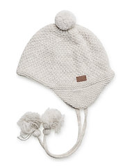 Lamb Wool Baby Sailor with Tassel - 410/OFFWHITE