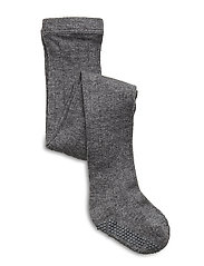Bamboo/Wool Tights Structure - GREY