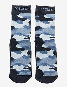 ABS TERRY Sock - Camo - MARINE