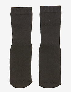 ABS TERRY Sock - Black - Black