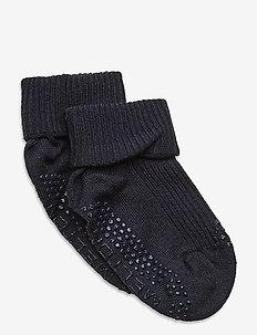 ABS Bamboo/Wool Sock - Let's G - sokker - blue