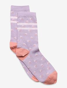 Natalie socks - skarpetki - lilac