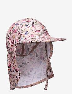 UV Swim Hat Flower - kapelusz przeciwsłoneczny - rose