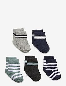 5-Pack Socks - Boys - skarpetki - grey