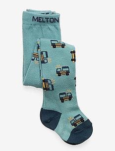 Jackson tights - strumpfhosen - blue