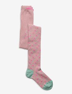Natalie tights - rajstopy - rose