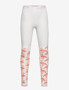 Ruby leggings - leginsy - white