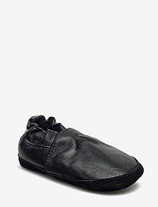 Leather shoe - Loafer - domowe - 190/black