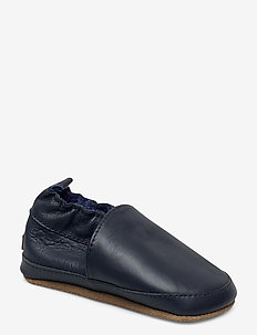 Leather shoe - Loafer - domowe - 287/bluenights