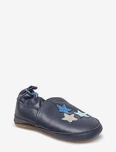 Leather shoe - Stars - 287 BLUE NIGHTS