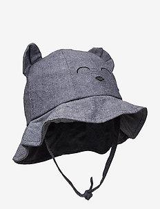 Bucket Hat with ears - MELANGE TAHITI