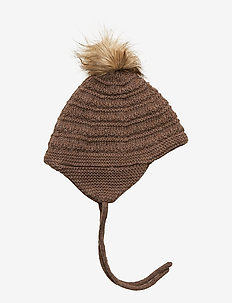 WOOL Hat Baby - MELANGE DENVER