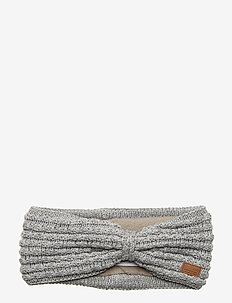 WOOL Headband - LIGHT GREY MELANGE