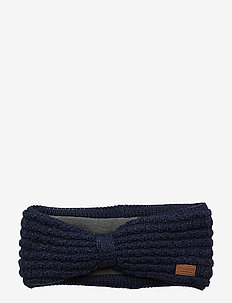 WOOL Headband - MARINE