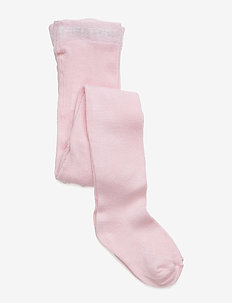 Tights, Bamboo Solid Basic - 505/ROSE