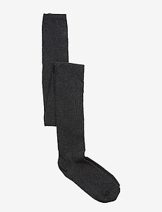 Tight - tights - dark grey melange