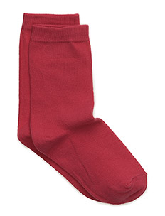 Sock , plain colour - 525/PINK