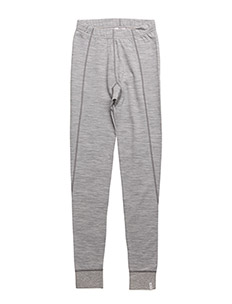 Numbers 1pck - Wool Leggings - 135/LIGHT GREY MELANGE