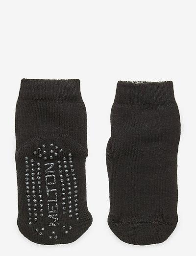 Cotton socks - Let's Go - socks - black