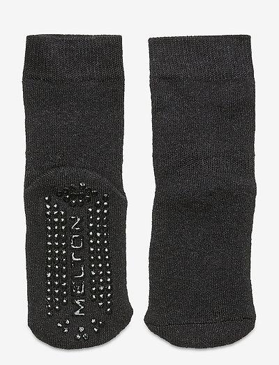 Cotton socks - Let's Go - skarpetki - grey