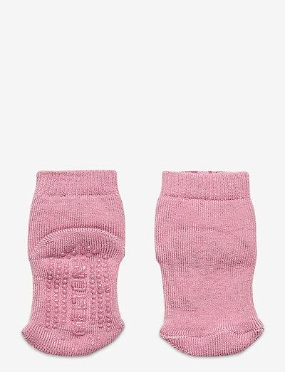 Cotton socks - Let's Go - skarpetki - rose