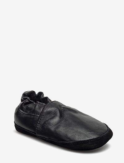 Leather shoe - Loafer - slippers - 190/black
