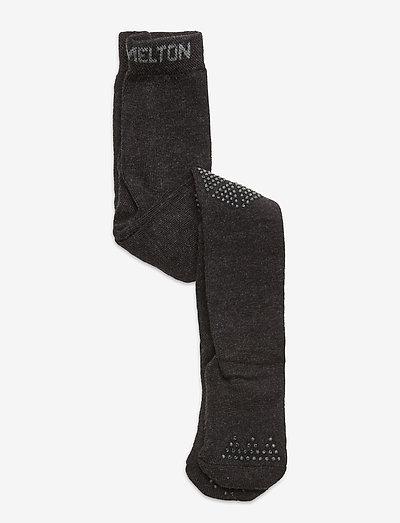 Cotton tights - Let's Go - rajstopy - grey