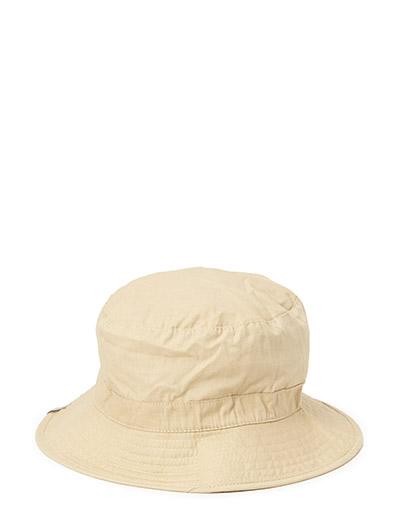 Bucket Hat - Solid colour - 415/SAND