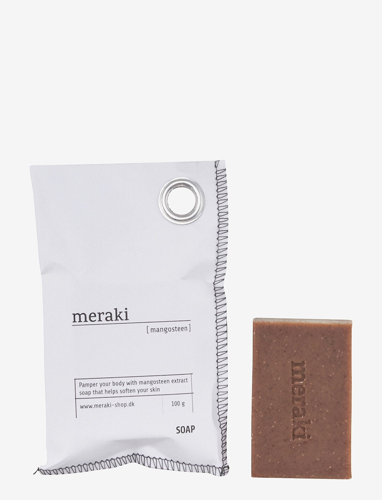 meraki - Hand soap, Mangostone - handtvål - no coluor - 1