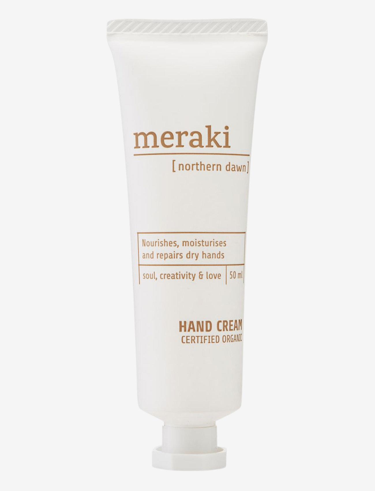 meraki - Hand cream, Northern dawn - handkräm & fotkräm - no colour - 0