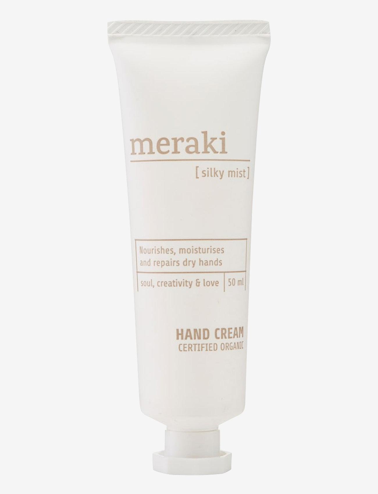 meraki - Hand cream, Silky mist - handkräm & fotkräm - no colour - 0