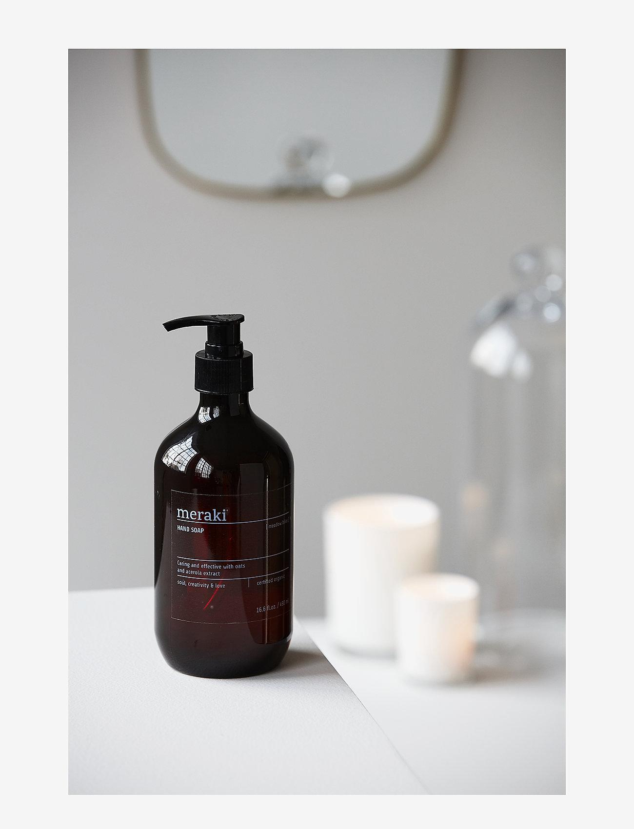 meraki - Hand soap Meadow bliss - handtvål - clear - 1