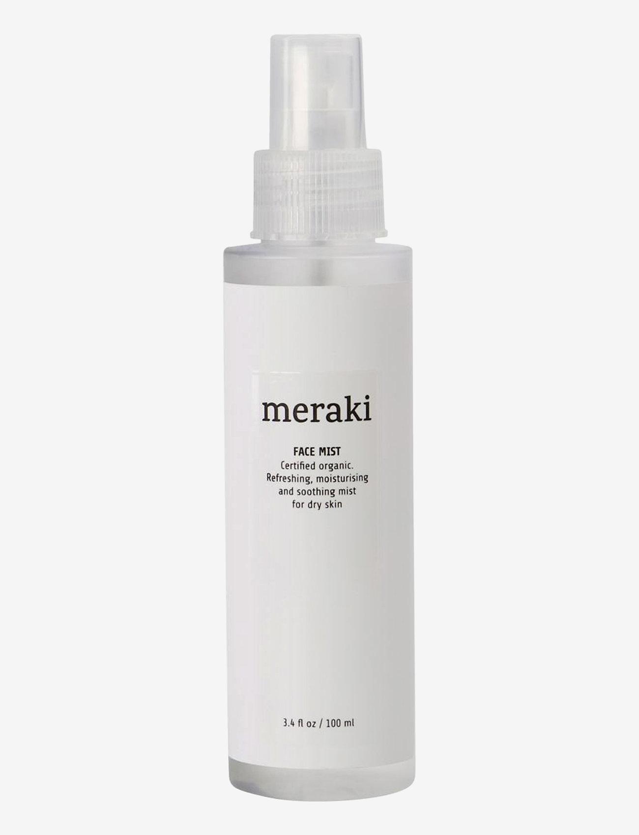 meraki - Face Mist - setting spray - no colour - 0
