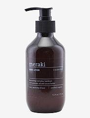 meraki - Hand lotion Meadow bliss - handkräm & fotkräm - clear - 0