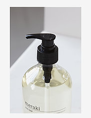 meraki - Hand soap Tangled Woods - handtvål - clear - 2