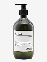 meraki - Hand soap Linen dew - handtvål - clear - 0