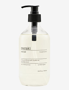 Hand soap Tangled Woods - handtvål - clear